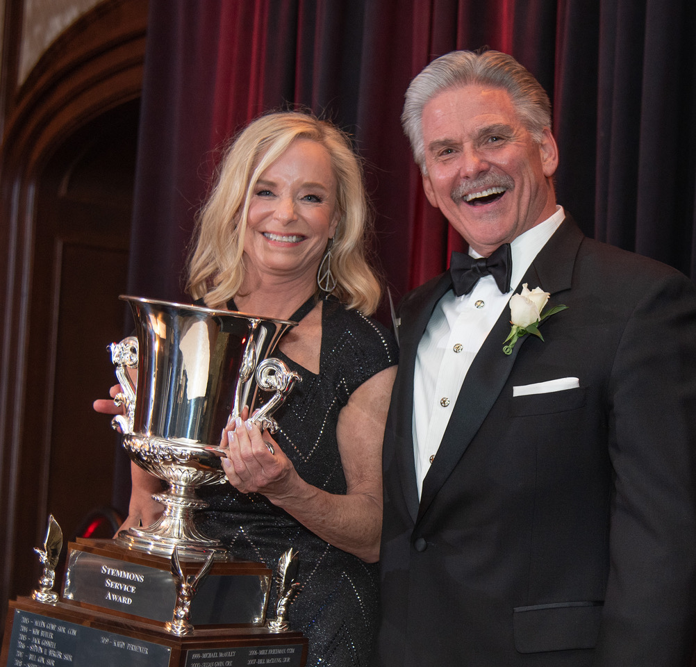 test Twitter Media - Passing the torch. 2019 Stemmons Service Award winner Kathy Permenter of Younger Partners, with 2018 Stemmons Award winner Scott A. Morse SIOR, CCIM of Citadel Partners.  #StemmonsServiceAwards #NTCAR  #DallasCommercialRealEstate https://t.co/cC6xHZFceI