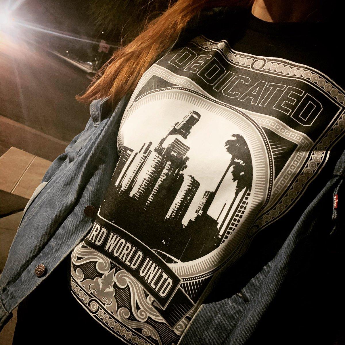 "25% Off Starts Now.  ""Dedicated"" drops this weekend.  Only at http://www.thirdworldunltd.com . . . #thirdworldunltd #dedicated #streetwearchick #streetwear #urbanapparel #dtla #dtlalife #downtownla #losangeles #westcoast #southerncalifornia #buyonegiveonepic.twitter.com/MuLNlJvOB5"