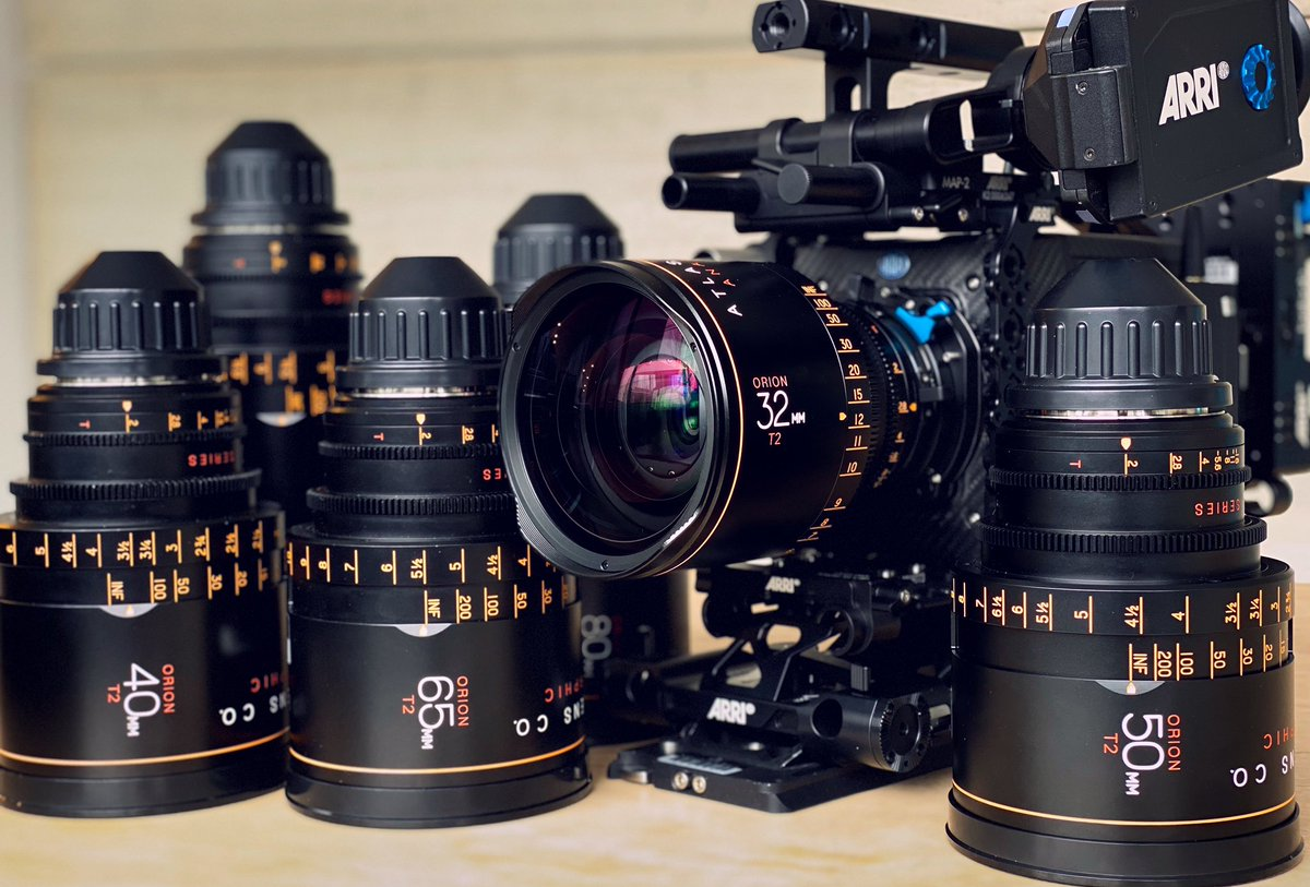 Lovin the newly completed @AtlasLensCo 6 lens set, especially that 32mm #anamorphicpic.twitter.com/vMqUgA8HZO