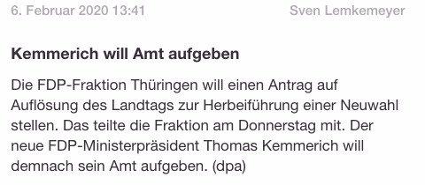 #Merkel