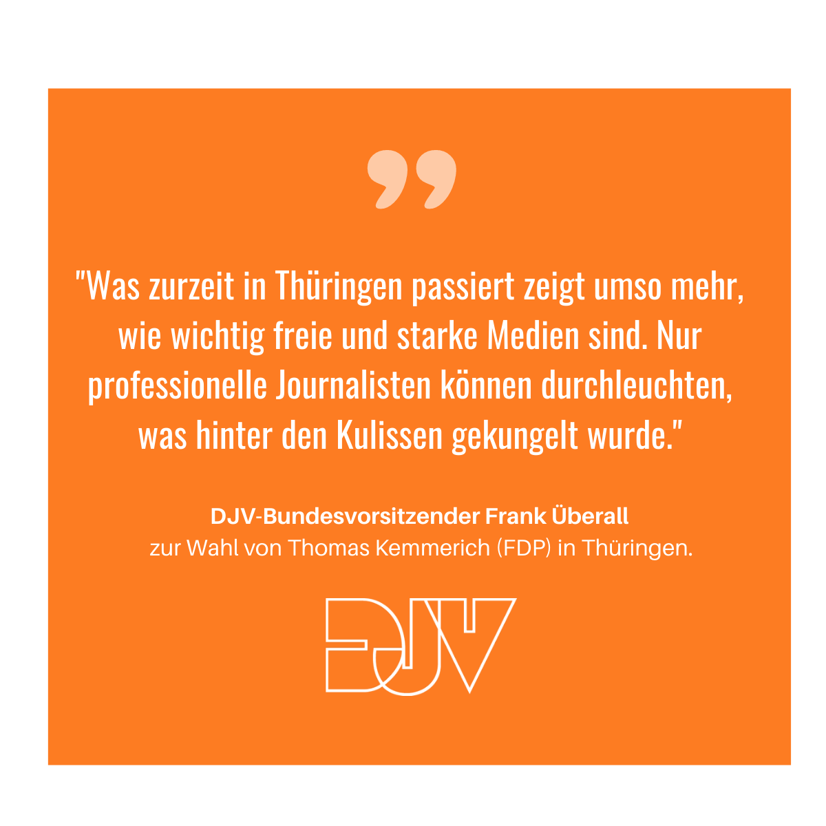 #Thüringen