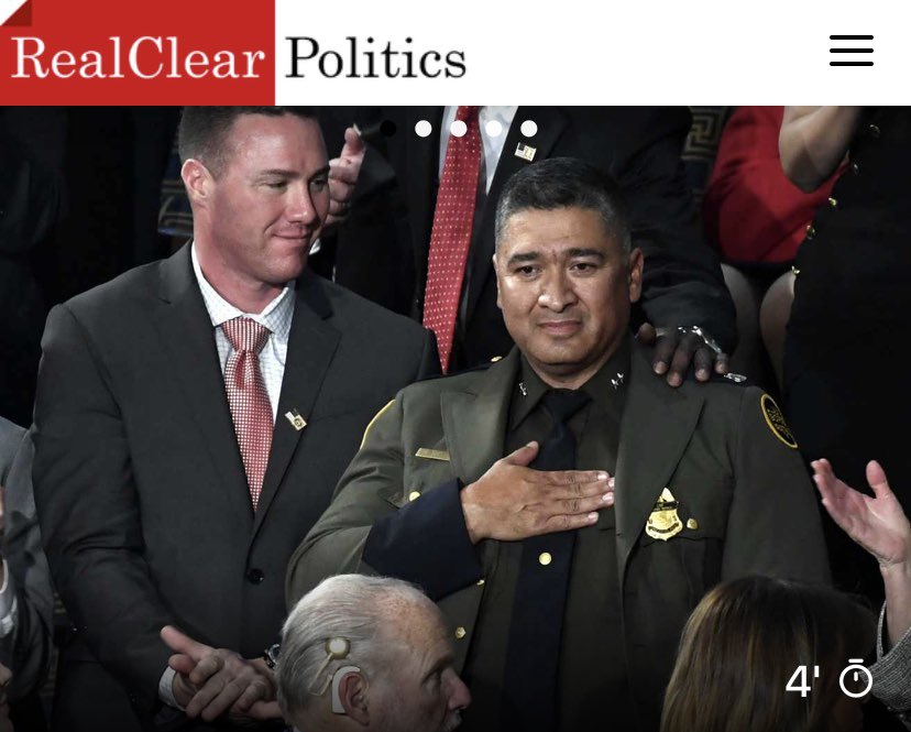 """President Trump delivered a tour de force affirmation of American exceptionalism.""  He also ""recognized that American exceptionalism cannot be truly realized until minority citizens share fully in the economic promise of America.""  My #SOTU op-ed: https://www.realclearpolitics.com/articles/2020/02/06/president_trumps_state_of_the_union_for_minorities_142329.html …"