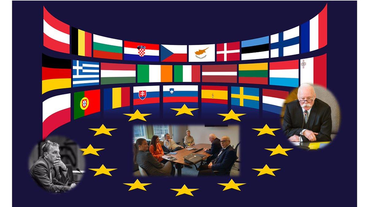 test Twitter Media - Představitelé @CAK_cz jednali rovněž s europoslancem @LudekNie @EPP_CZ o evropské a navazující české legislativě v AML a daňové oblasti. Předmětem jednání byly rovněž iniciativy EU v této problematice, které vyplývají z pracovního programu @EU_Commission pro rok 2020. https://t.co/sv6v3aIImK