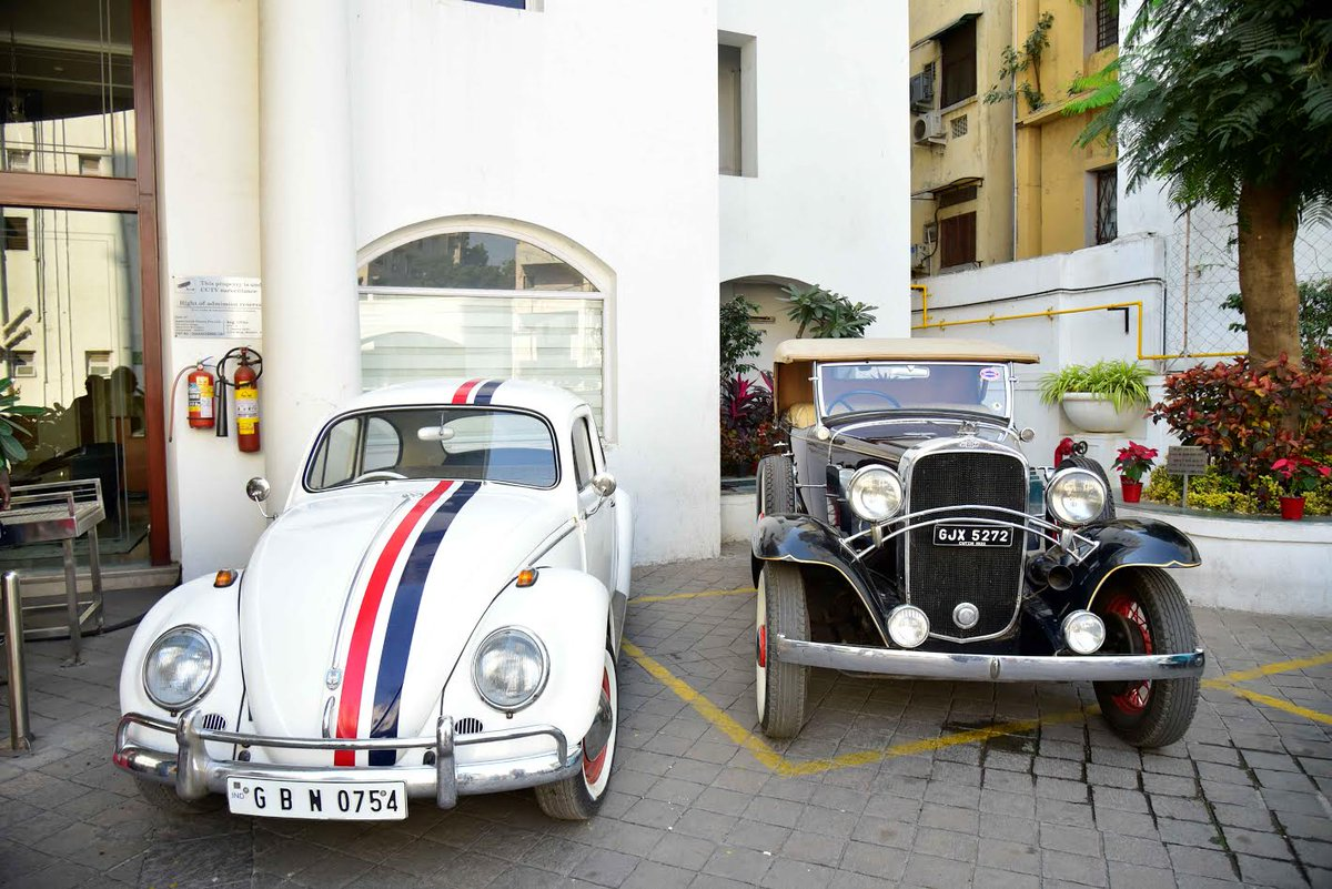 5th Heritage Car Show in Ahmedabad by GVCCC-Aman Aakash on February 8-9