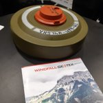 Image for the Tweet beginning: Windfall Geotek Begins Field Testing