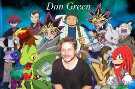 Happy birthday Dan Green
