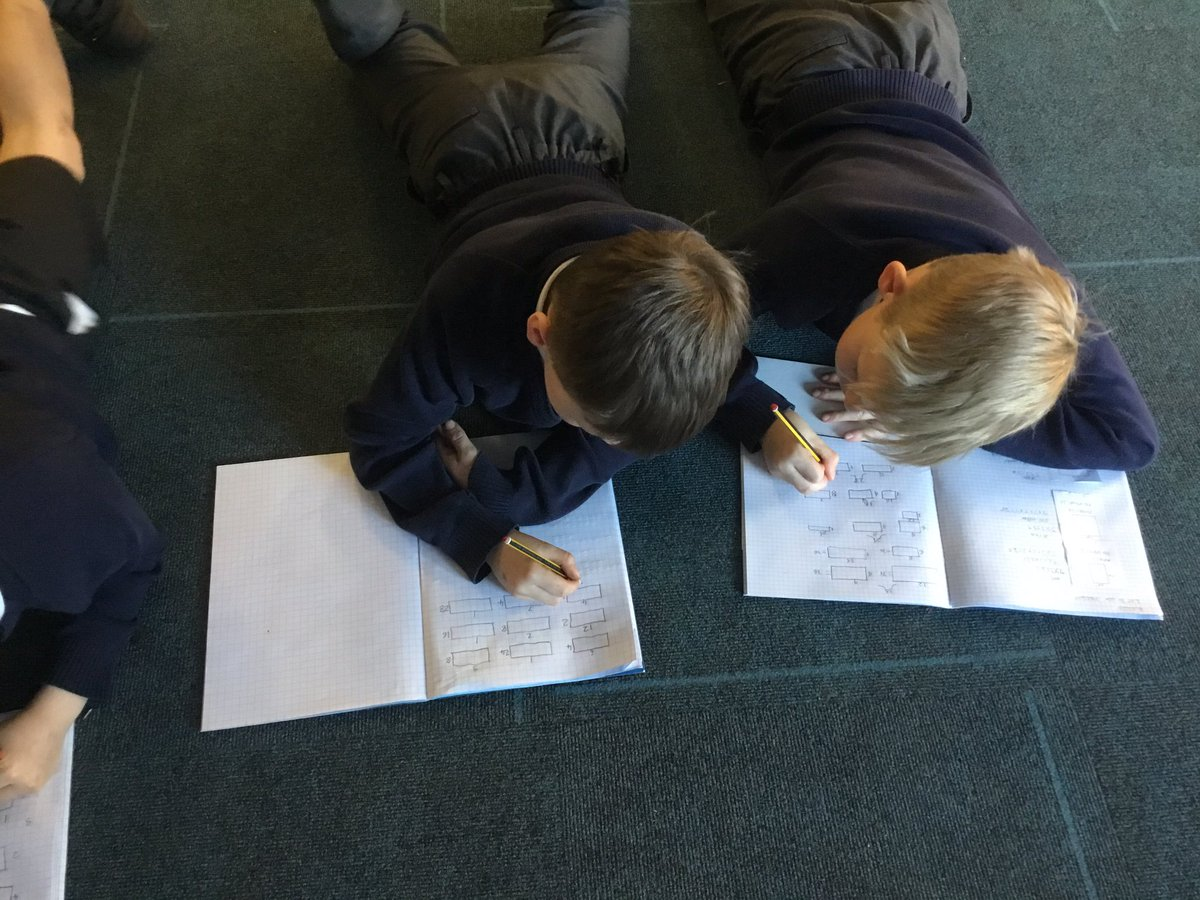 test Twitter Media - We have been drawing as many rectangles as we can with the area of.... we have used our knowledge of factor pairs! #gorseymaths https://t.co/rAhfsm60sM
