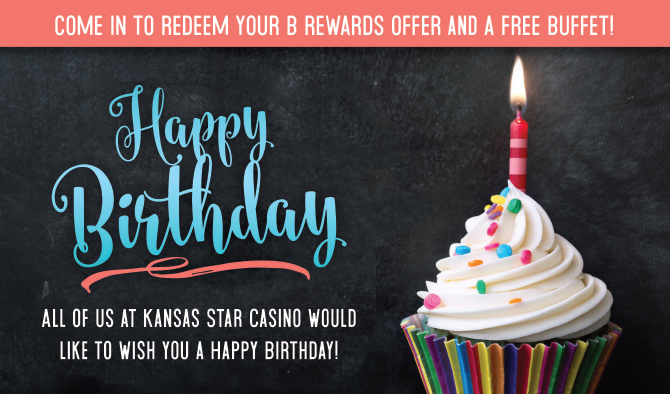 Casinos That Give Free Buffet For Birthday