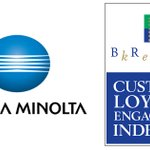 Image for the Tweet beginning: #KonicaMinolta Leads In Brand Loyalty