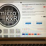 Image for the Tweet beginning: Korg microKxR Editor and Librarian