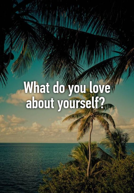 I love this one, actually. My answer is: my creativity (what else :-D?) #funmeme #selflove #selfpositivity #loveyourself #affirmationspic.twitter.com/SB5VDTuxXz