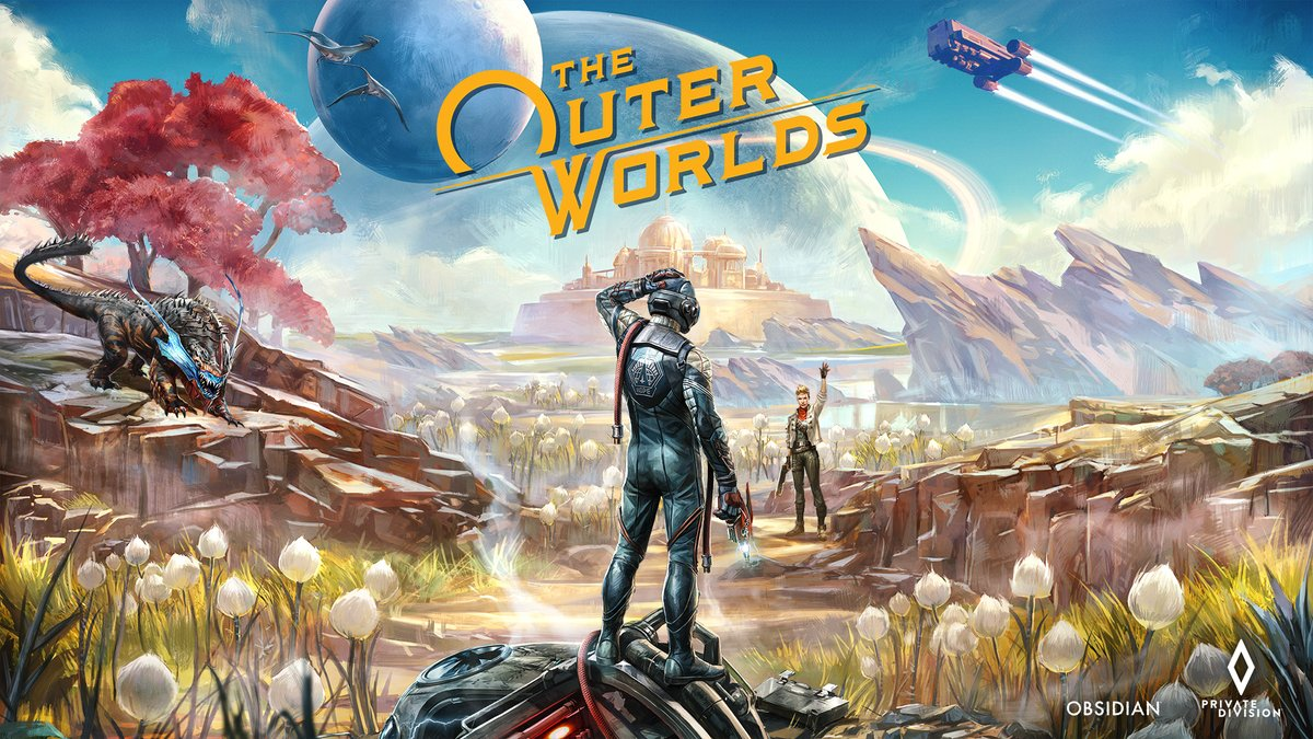 The Outer Worlds for Nintendo Switch has been delayed due to coronavirus concerns impacting Virtuos Games. The physical version will now include the game on a cartridge when it releases: rpgsite.net/news/9426-the-…