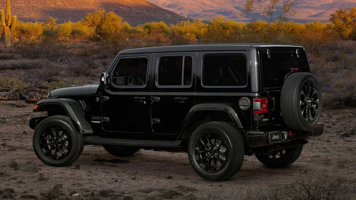 Cole Marzen On Twitter The 2020 Jeep Wrangler High Altitude Makes Its Debut At The Chicago Auto Show With 20 Inch Gloss Black Alloy Wheels Full Led Lighting And Nappa Leather Seats Additionally
