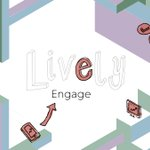 Step four in our LIVELY process ENGAGE - How we are going to engage with your audience and close the digital loop? We challenge each other to ensure your audience engages with your content.   #OurLivelyProcess