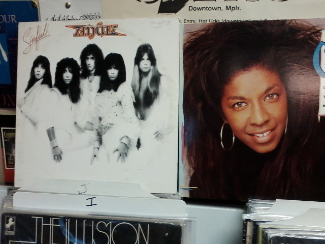 Happy Birthday to Punky Meadows of Angel & the late Natalie Cole