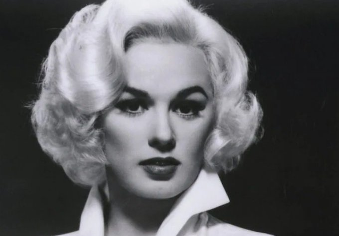 Happy birthday to the fabulous Mamie Van Doren.