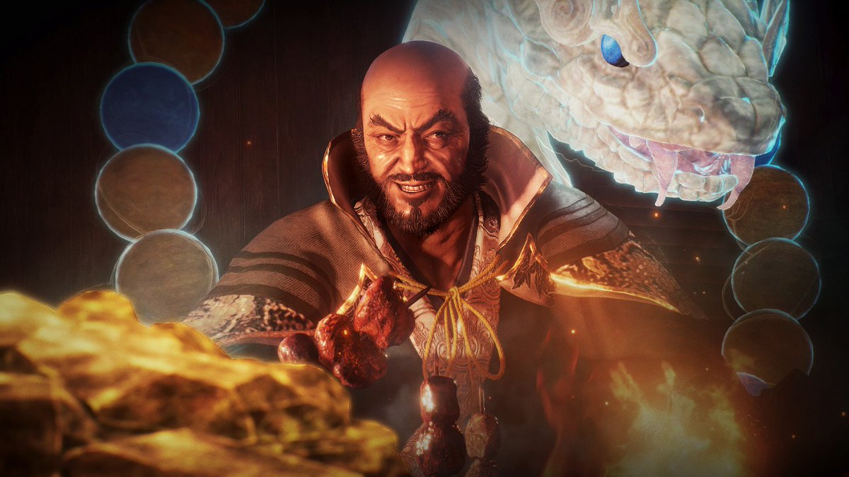 Koei Tecmo has published new information for Nioh 2, introducing even more characters such as Saito Dosan, Takenaka Hanbei, and an original female yokai who plays an important role in your characters past: rpgsite.net/news/9424-more…