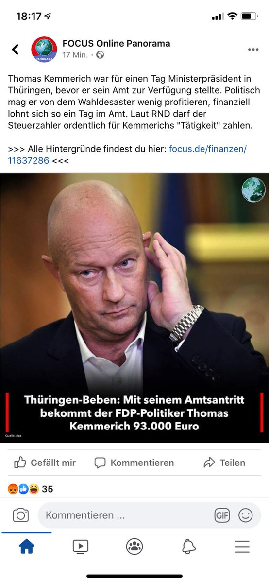 #KemmerichRücktritt