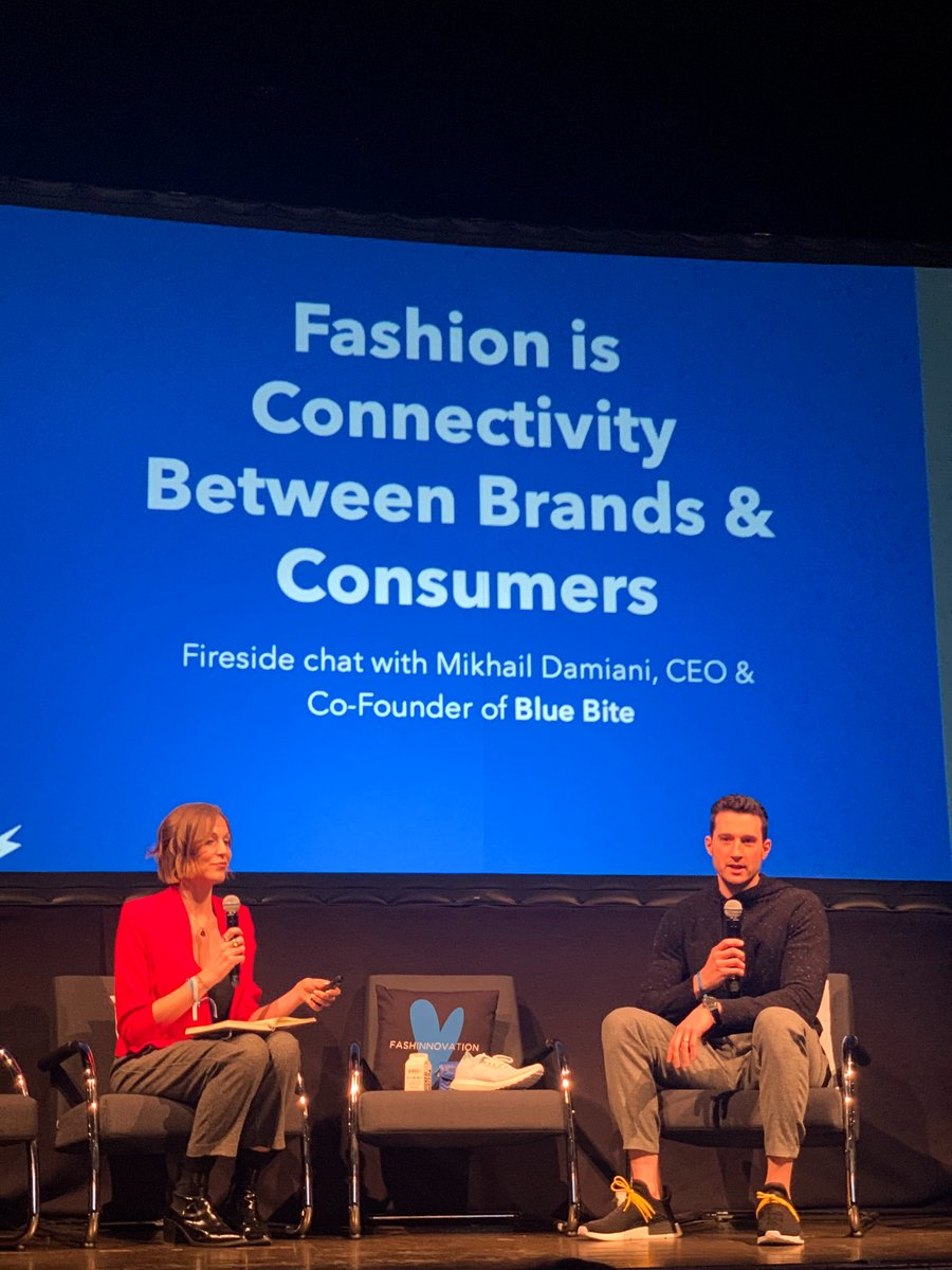 We are grateful to have had the opportunity to speak on and listen to the #innovations and technologies that are shaping the #fashion industry and current trends at @Fashinnovation_ #NYC yesterday. #FashionisToLove #Fashinnovationpic.twitter.com/oQO5f2Gh9g