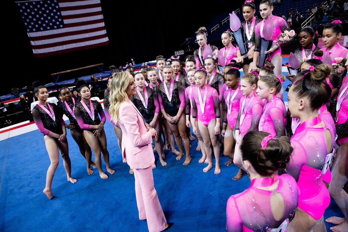 2020 american cup gymnastics