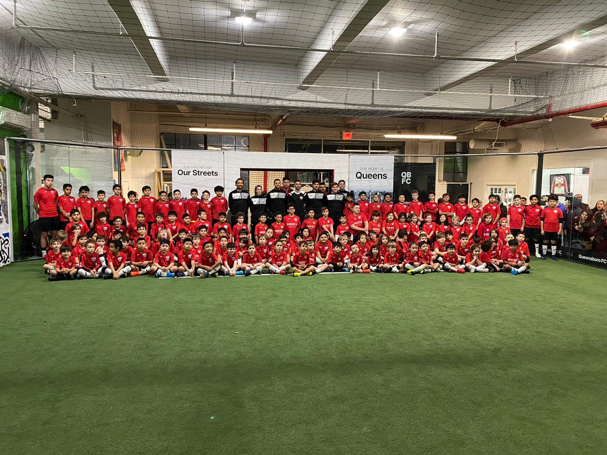 What a better way to play soccer again other than with the boys and girls of the @DV7soccer_NY. I've missed you all!