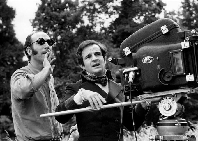 Happy birthday to François Truffaut!