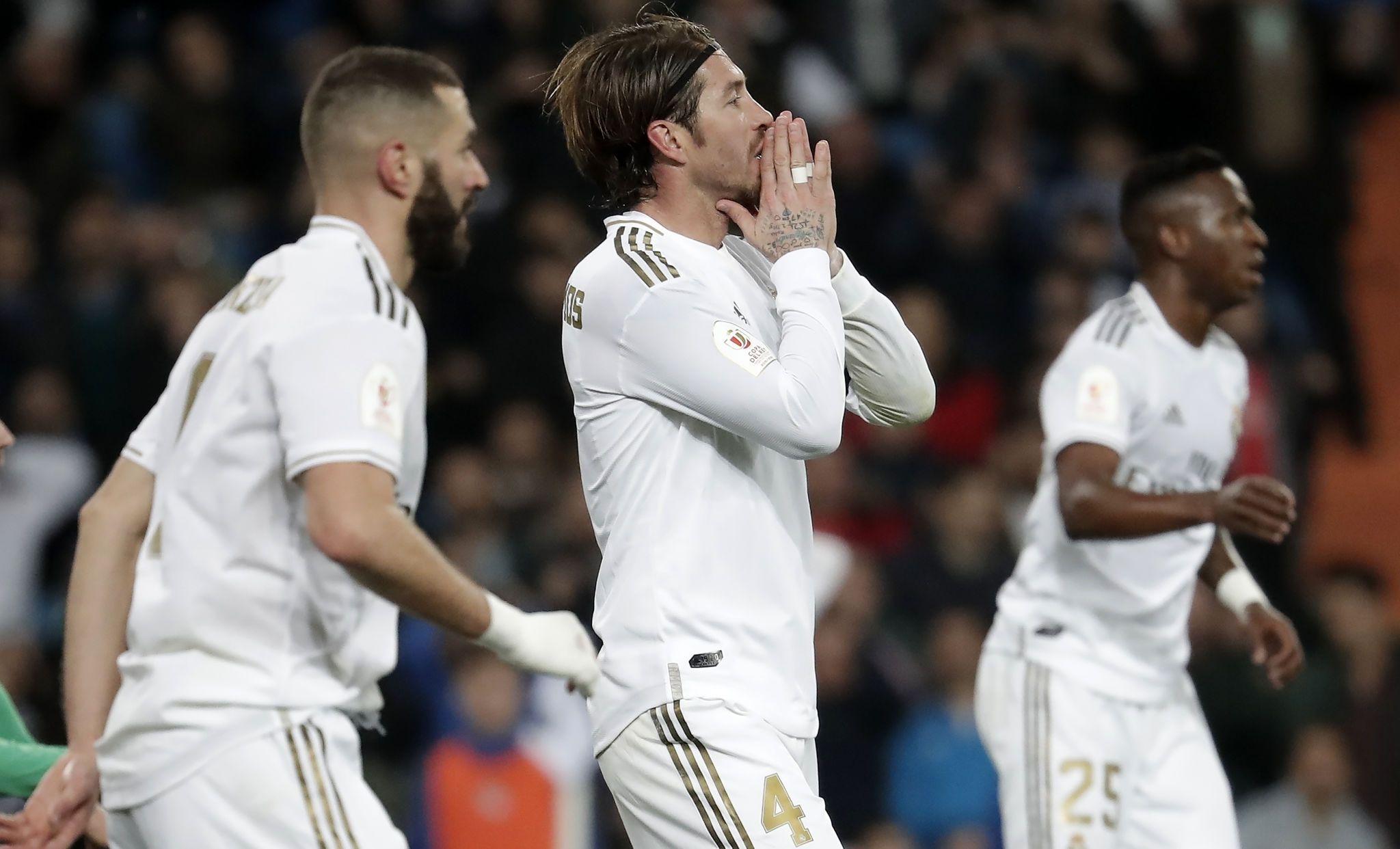 Кубок Испании. Реал пропускает четыре и вылетает из Кубка Испании - изображение 3