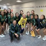 Image for the Tweet beginning: Thank u, @CyFallsCheer for visiting
