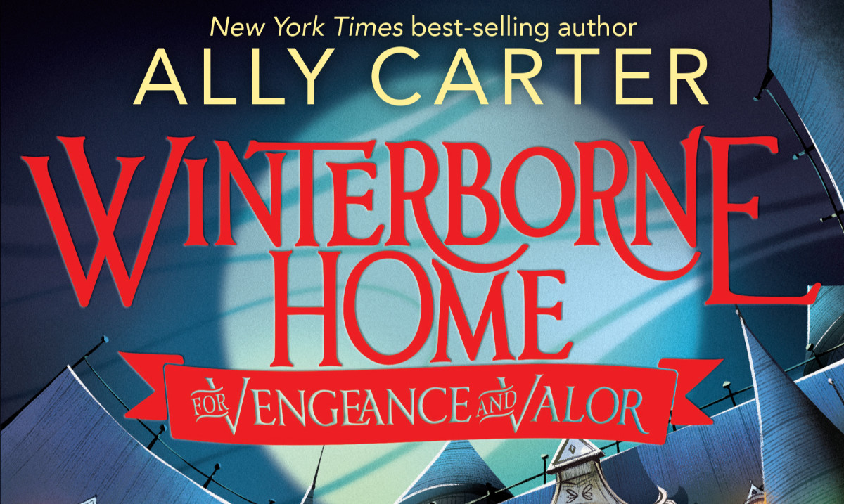 Looking for your next #MG read? Check out WINTERBORNE HOME FOR VENGEANCE AND VALOR by @OfficiallyAlly - available March 3!