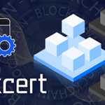 Image for the Tweet beginning: @0xcert has announced the release