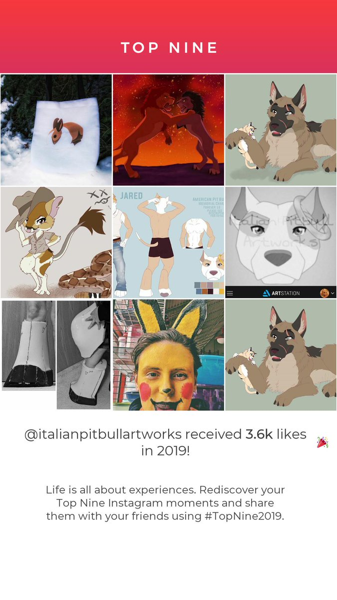 #topnine2019 All the things you miss out on with twitter. I had to stop using twitter because it loved to hide things from followers. My reach was so low vs fb and instagram. I tried everything and my followers still said theyd not see my posts. It wasnt worth continuing pic.twitter.com/MT9Hocxn2Z