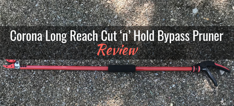 Corona Long Reach Cut 'n' Hold Bypass Pruner (LR 3460): Product Review http://bit.ly/2EdxoO3  #coronatools #stickpruner #pruningtools @CoronaToolspic.twitter.com/GNNvwWrHmh