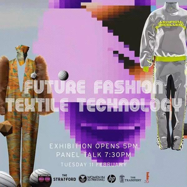 Annie Foo Design On Twitter Looking Forward You Joining Kadine James In London Next Week For Future Fashion Textile Technology Bringing Together The Designers Of The Future Exploring New Ways Of Design