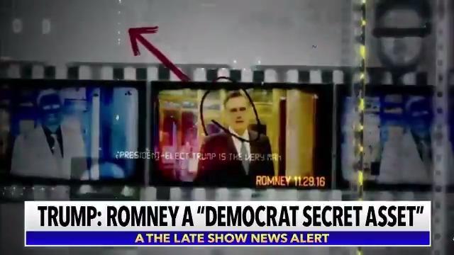 On #LSSC tonight: Bet you didn't know Mitt Romney was a 'secret asset.'