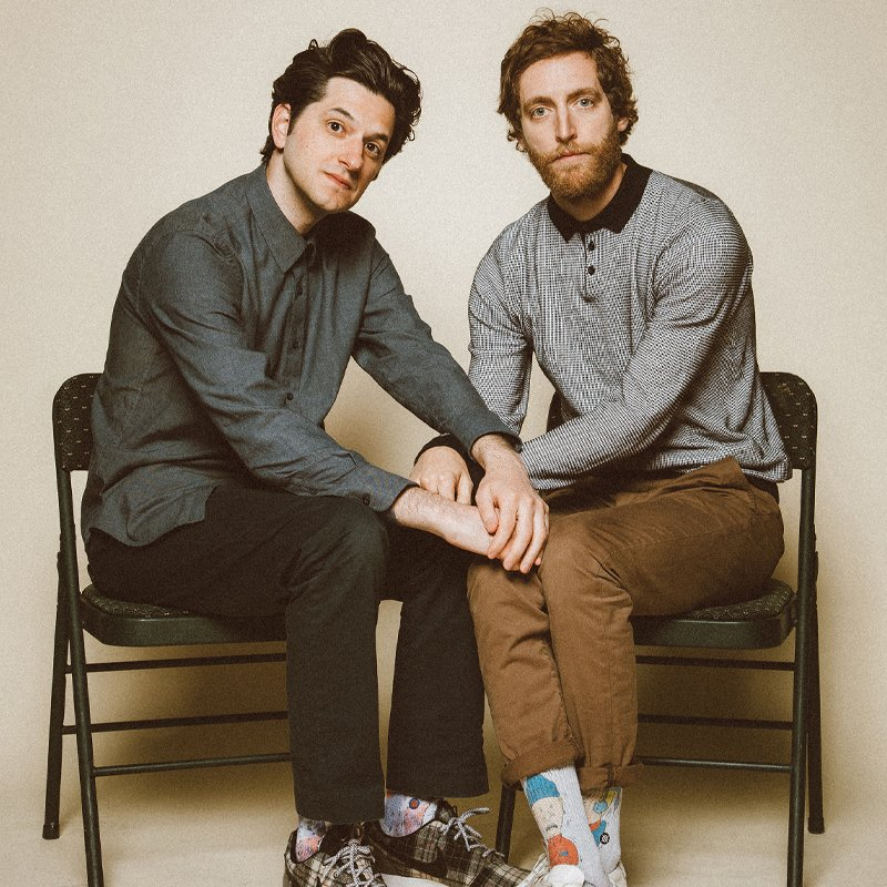 The Middleditch and Schwartz show at Paramount Theatre is almost sold out! Make sure to get your tickets before they all sell out!  🎟️: