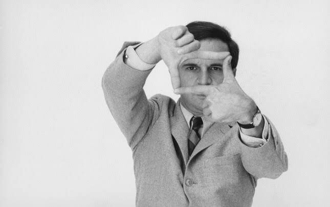 Happy birthday to one of the biggest film lovers and film experts in history, the brilliant François Truffaut!
