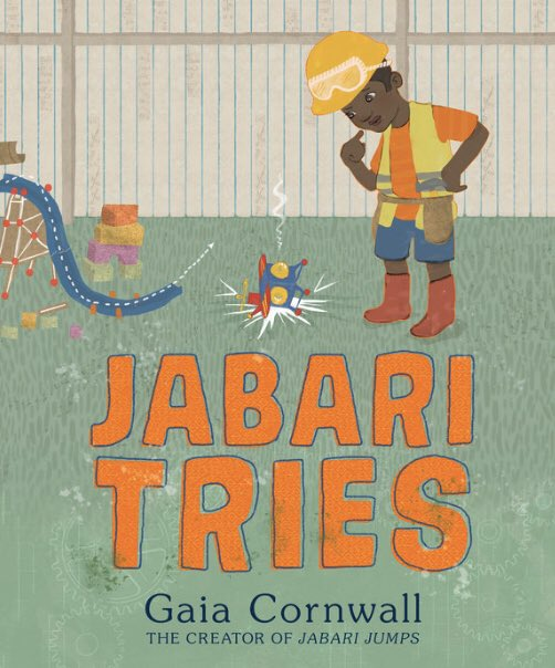 A new Jabari book from @GaiaCC coming out later this year! penguinrandomhouse.com/books/653746/j…