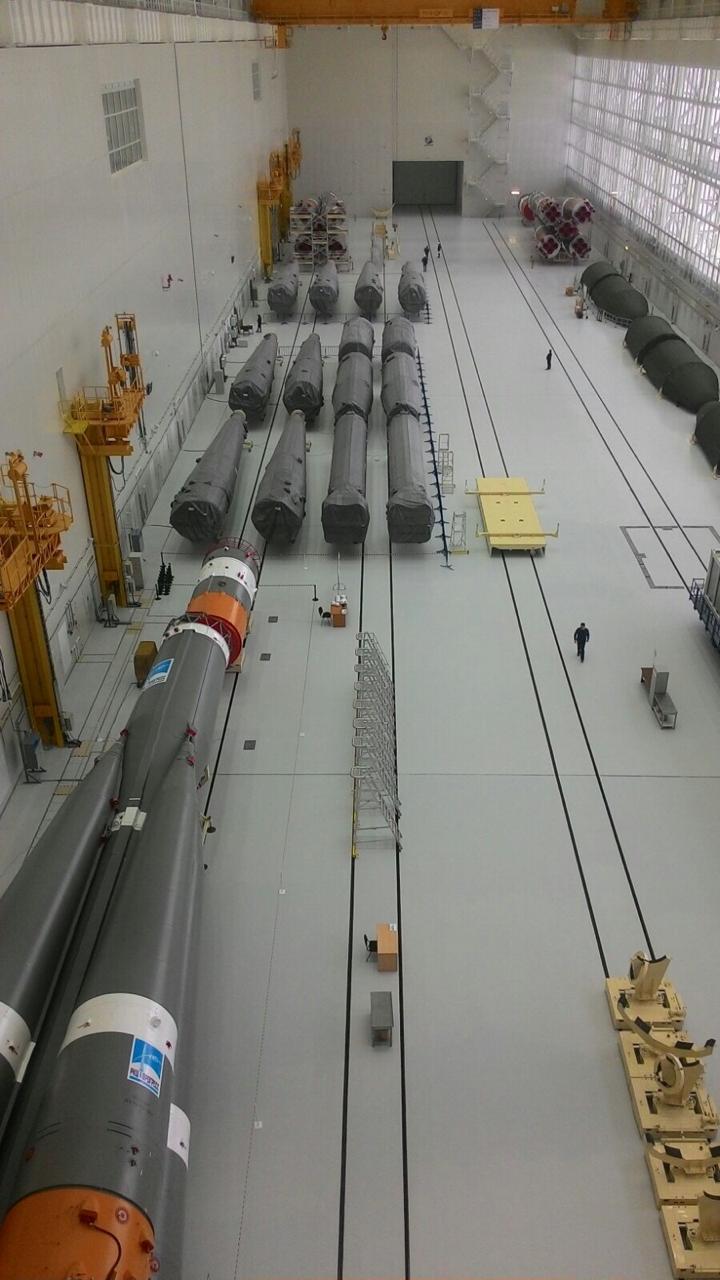 ракеты для коммерческих пусков с Восточного.