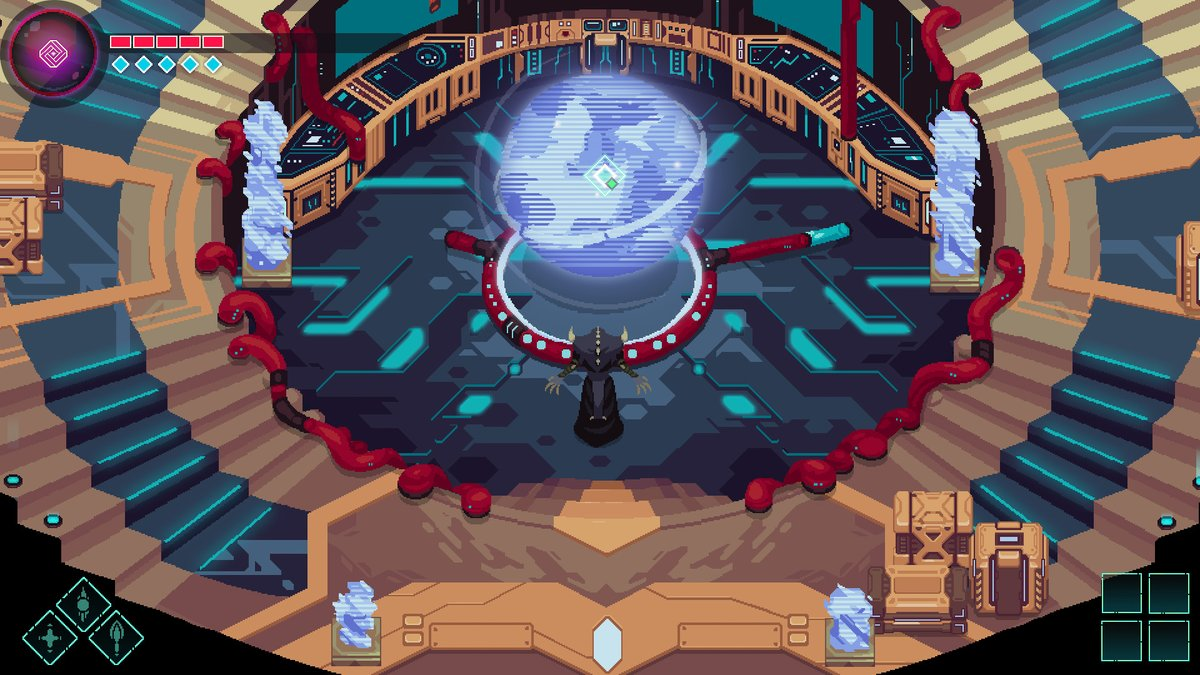 Pixel-art roguelike action RPG Undungeon gets a new gameplay trailer, set to release in late 2020 for PC: rpgsite.net/news/9427-pixe…