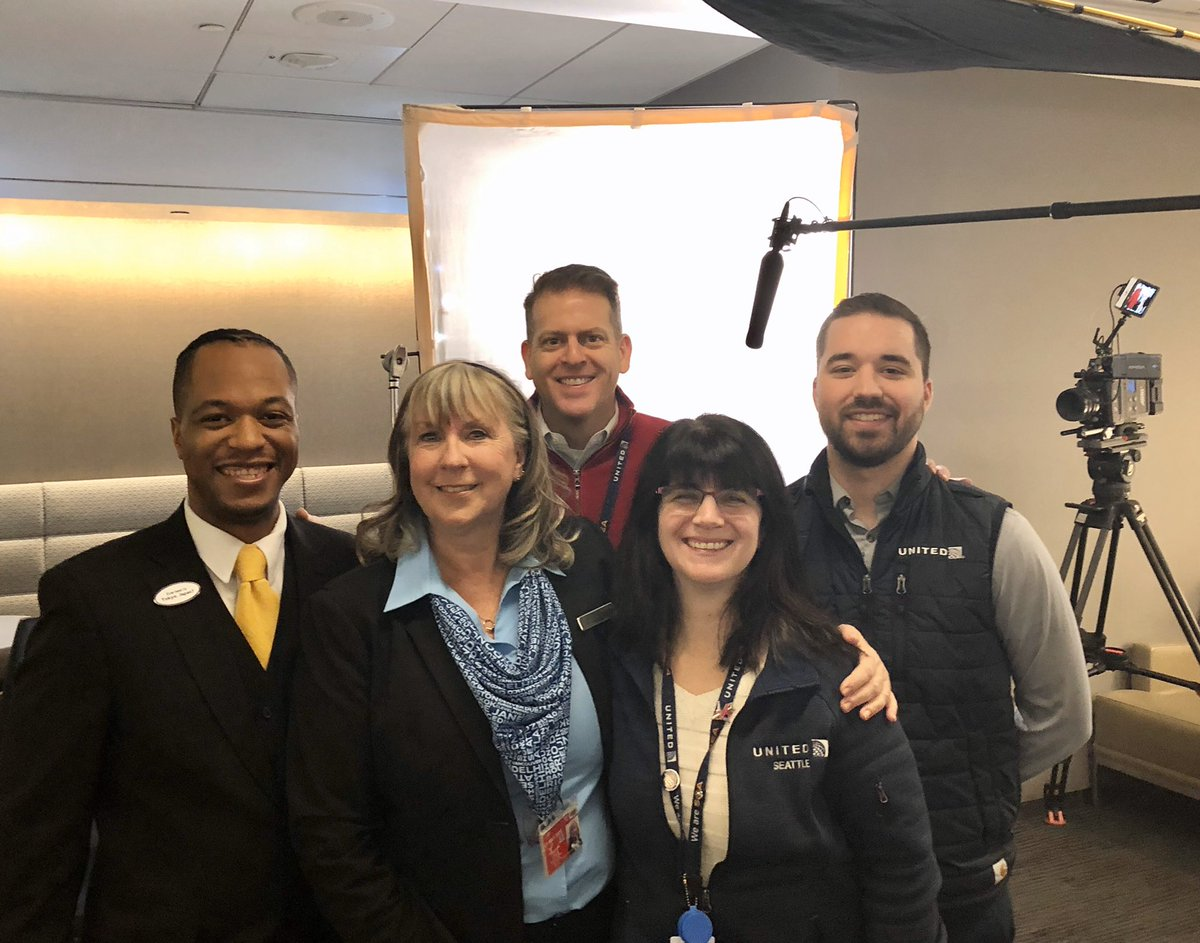 Thank you to the wonderful SEA team, for representing Premium Services in our upcoming training videos! You make us look fantastic! #beingunited #teamsearocks @jbozboswell @kihei69 @Sebastianos15 @Frankie_thecook @weareunited