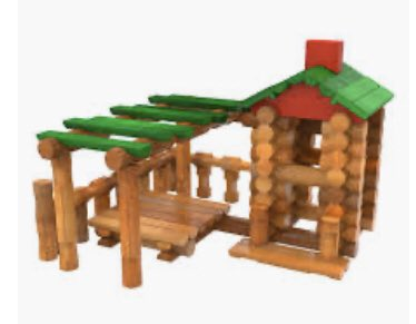 Best Boring Toy goes to Lincoln Logs #OscarsForToys