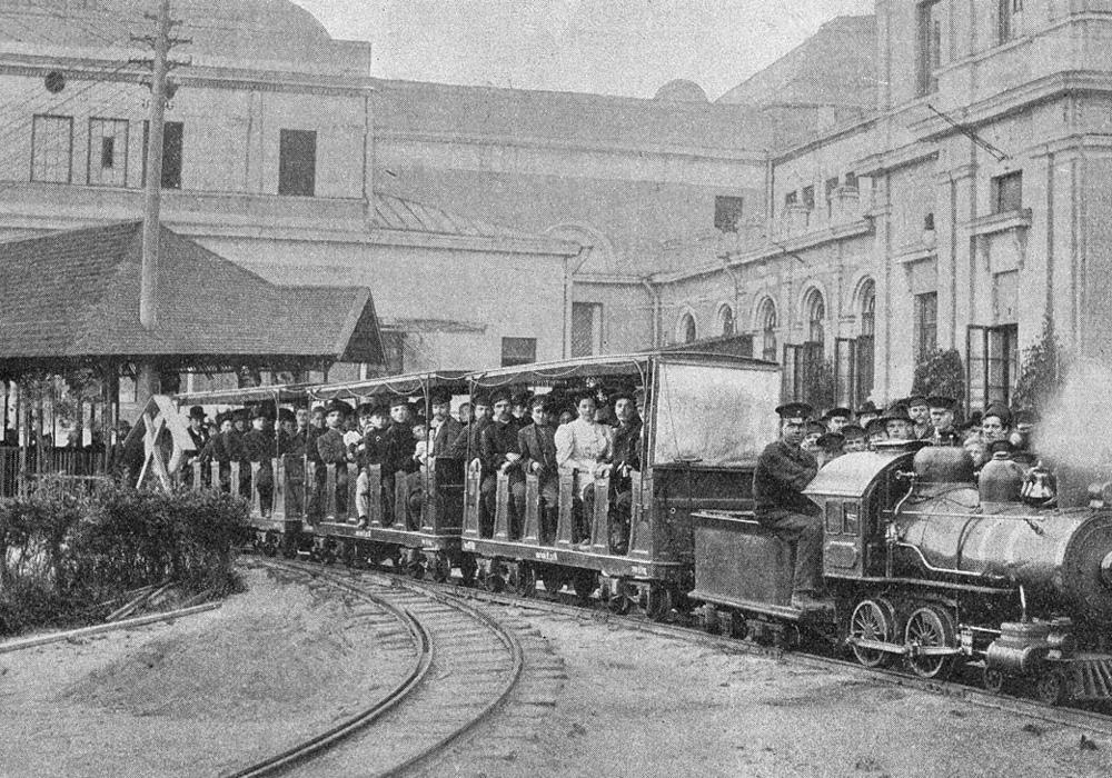 имеет первые железные дороги в россии при каком царе некоторым данным