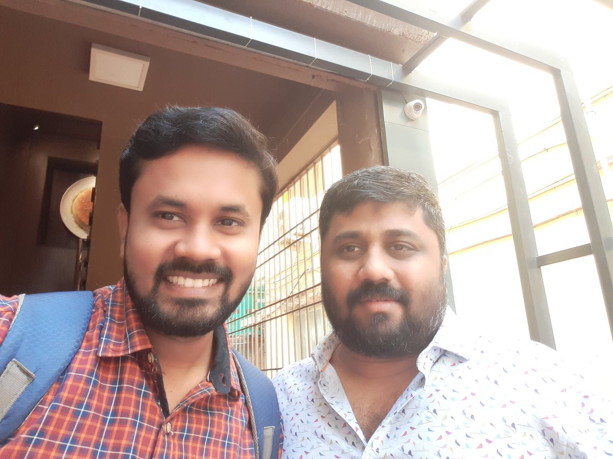 Always Pleasure Catching up with @StudioGreen2 @kegvraja Sir.Such a humble and Down to earth Personality..Superb Meeting Sir  #StudioGreen #tamilcinema #movies
