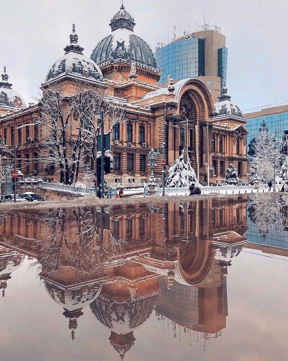 CEC in winter clothes . . . . #bucharest #romania #city_explore #discoverbucharest #ig_europe #living_europe #ig_romania #cityscape #moody #cronicaridigitali #citybestpics #igworldclub #tv_living #passionpassport #creatorswillcreate… http://dlvr.it/RPYFWYpic.twitter.com/0Q09QSqi7Z