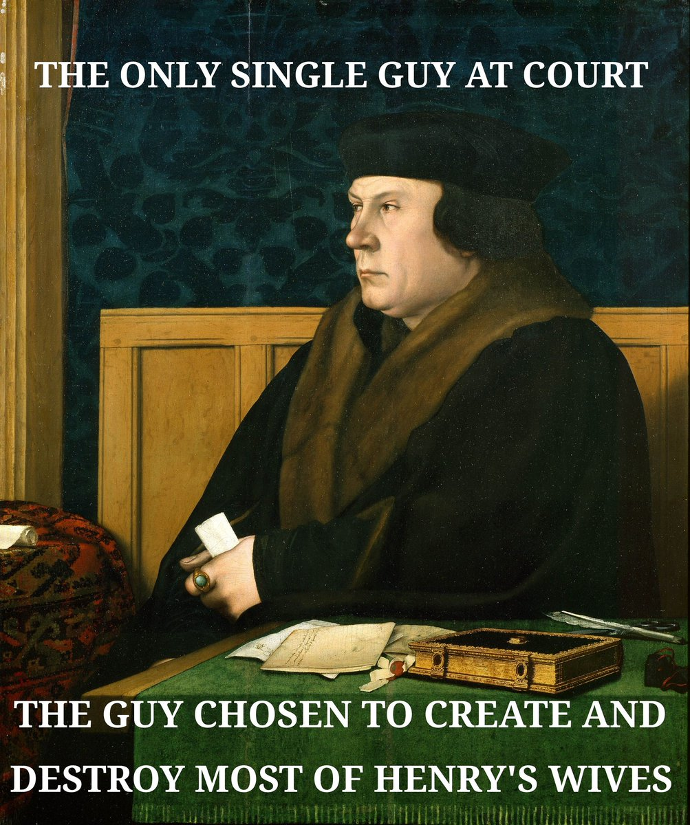 After typing out all of Cromwell's letters, I think I have figured out why, and plenty more besides. And yes, I will share all of it. #memefun pic.twitter.com/bHOLMcsqoT