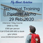 Technical Training Course for students and pilots