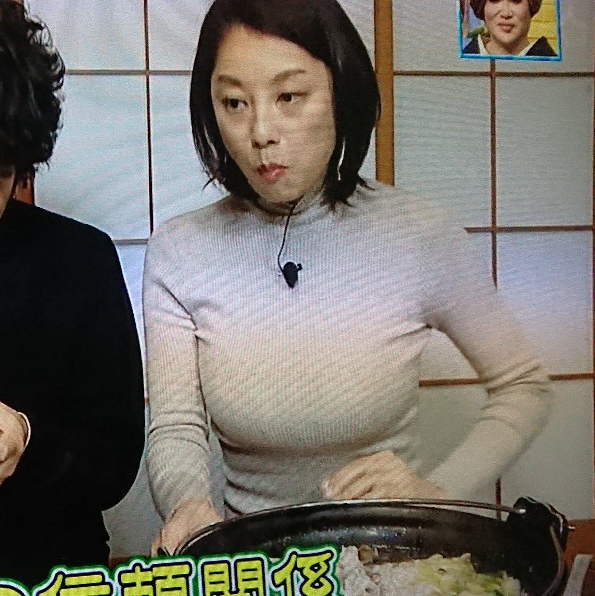 ニット 小池 栄子