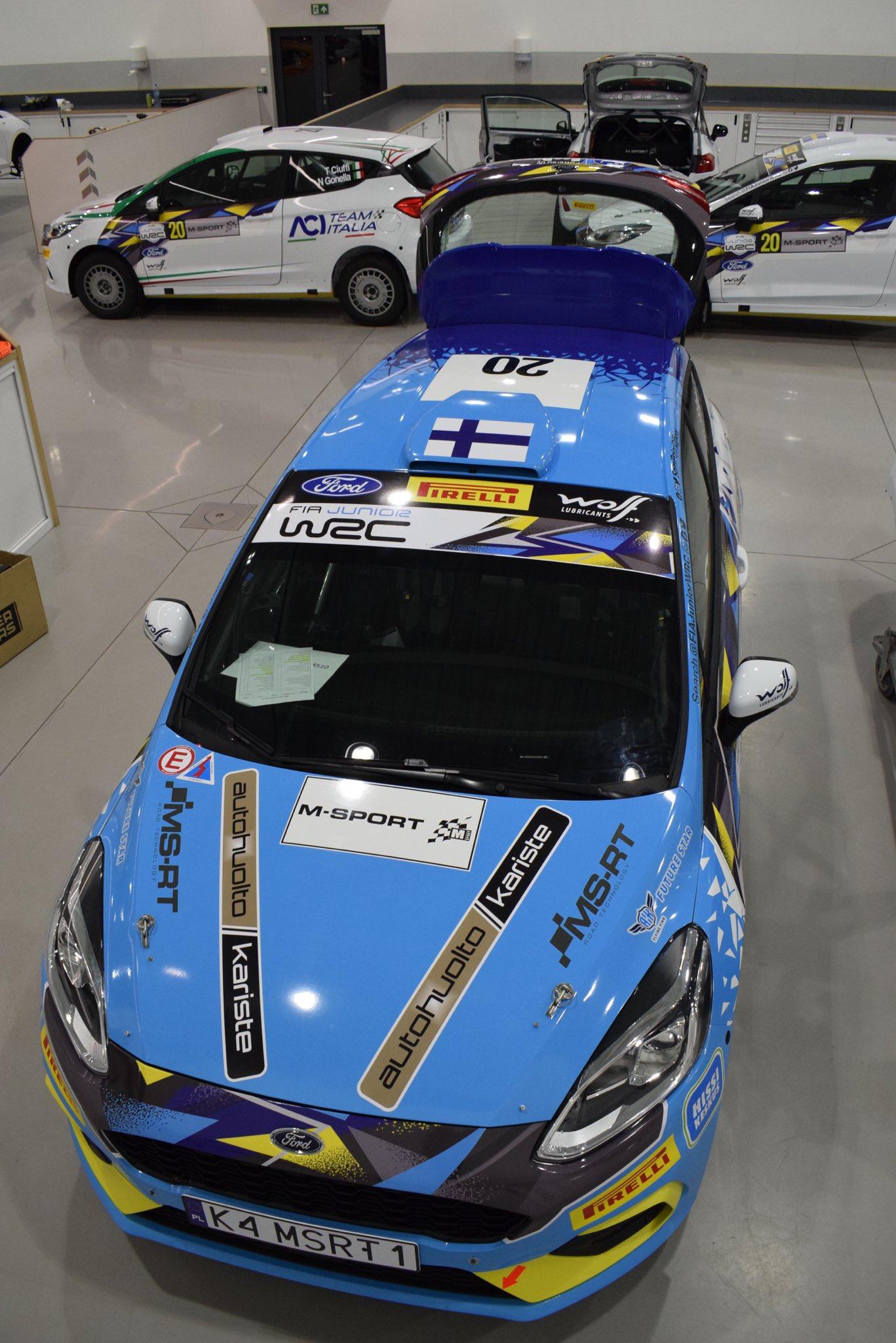 WRC: 68º Rallye Sweden [13-16 Febrero] EQKh7NkX0AEh6Km?format=jpg&name=4096x4096