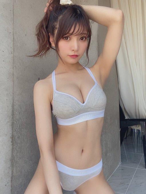グラビアアイドル似鳥沙也加のTwitter自撮りエロ画像39