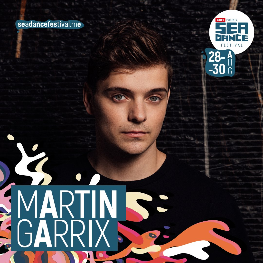 YOUR NO.1 WISH IS ANSWERED: MARTIN GARRIX IS COMING TO SEA DANCE! ☀️😎  Three-time voted as the no.1 DJ in the world and the multiplatinum 10+ billion stream hit producer heads to Montenegro!   More amazing acts coming soon, info & tickets —> https://t.co/9yMCjEk2md 🌴 https://t.co/08Ssf0ojb3